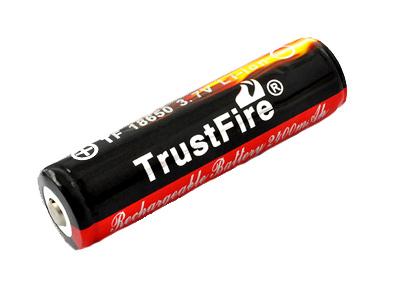 TrustFire 2400mAh