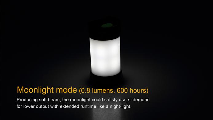 ตะเกียง LED FENIX CL25R ชาร์จ USB พร้อมถ่านชาร์จ