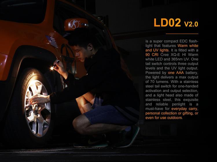 Fenix LD02 V2.0