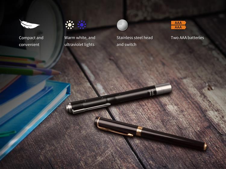 ไฟฉาย Fenix LD05 V2.0