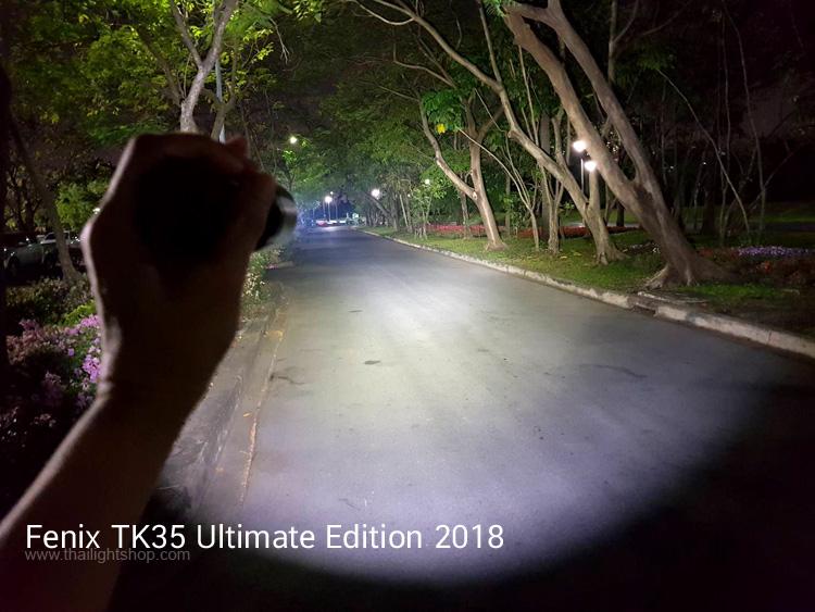 ไฟฉาย Fenix TK35UE 2018