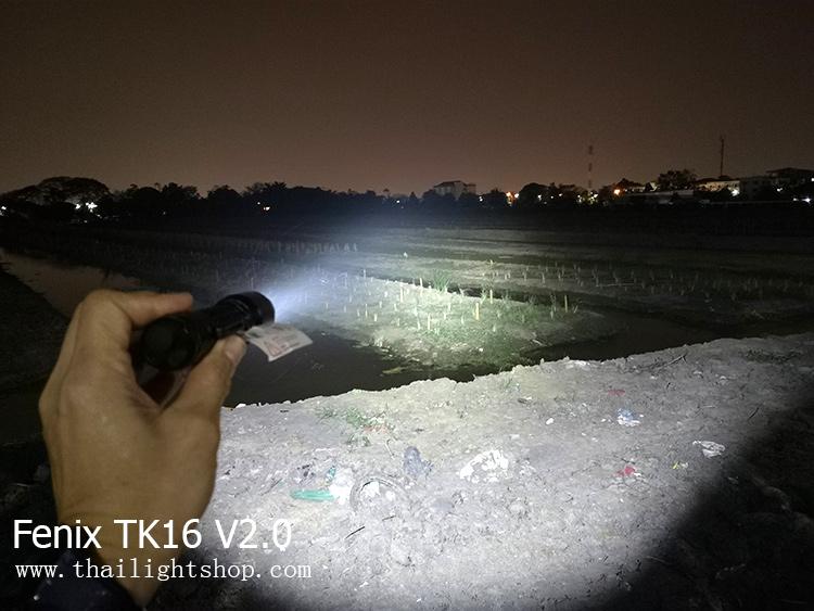 ไฟฉาย Fenix TK16 V2.0