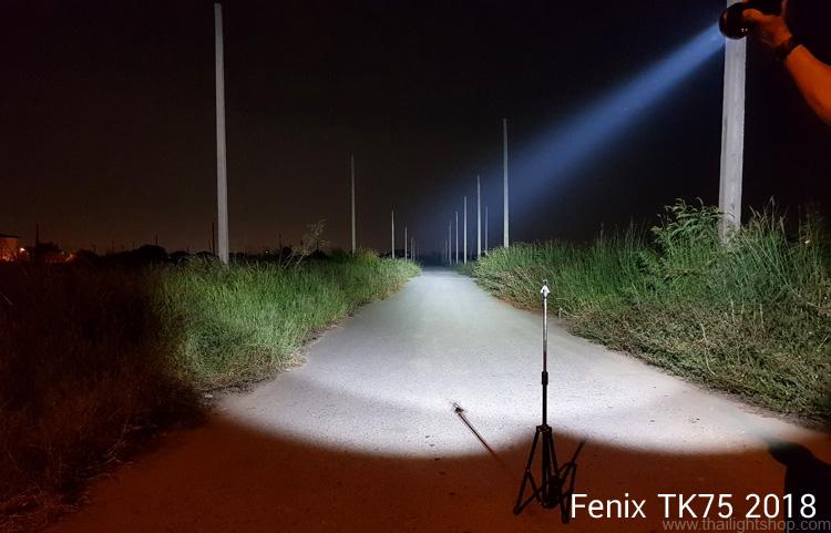 ไฟฉาย Fenix TK75 2018