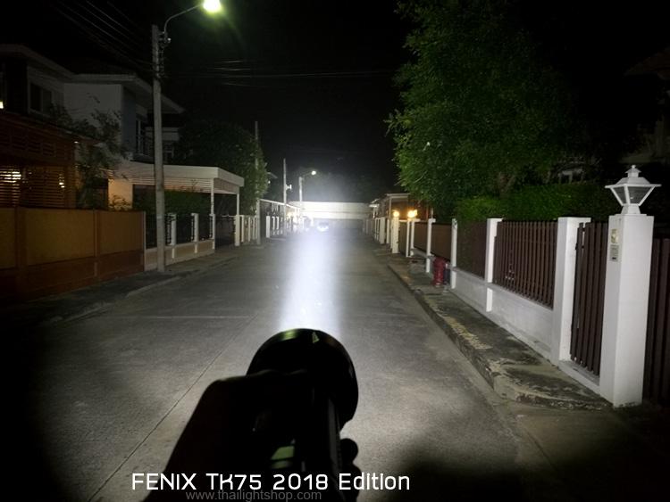 Fenix TK75 2018