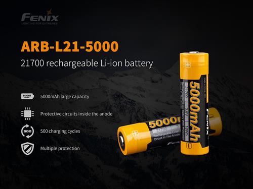 Fenix ARB L21-5000 21700
