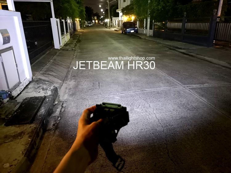 ไฟฉายคาดหัว JetBeam HR30