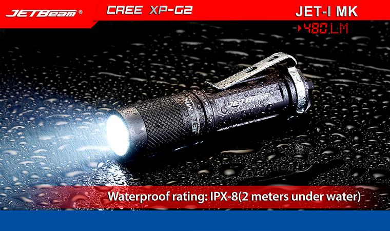 ไฟฉาย JetBeam Jet-1 MK