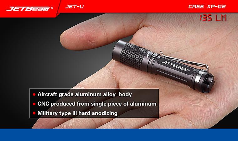 ไฟฉาย JetBeam Jet-U
