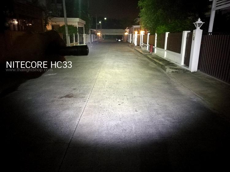 Nitecore HC33
