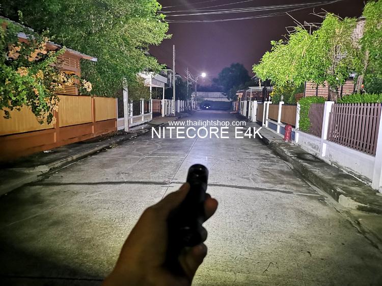 ์ืืNitecore E4K