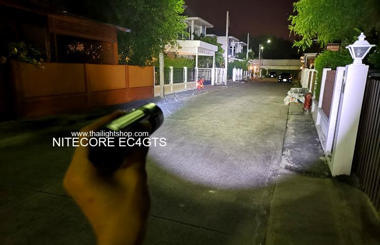 ื์Nitecore EC4GTS