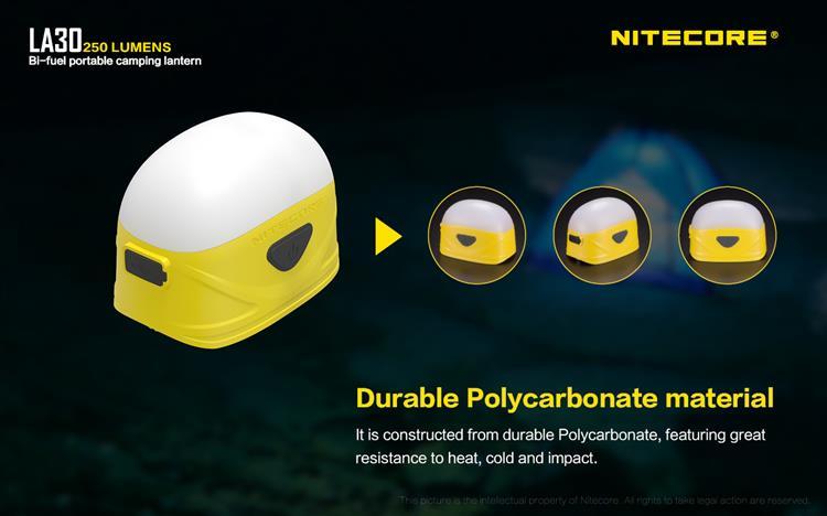 ตะเกียง LED Nitecore LA30