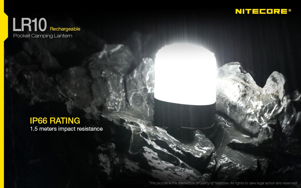 Nitecore LR10