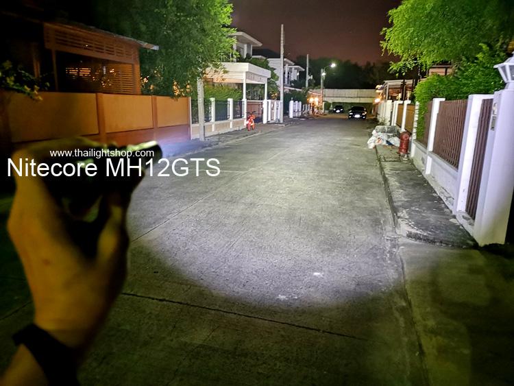 ไฟฉาย Nitecore MH12GTS