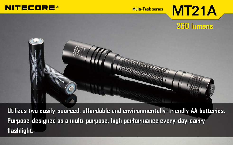 Nitecore MT21A