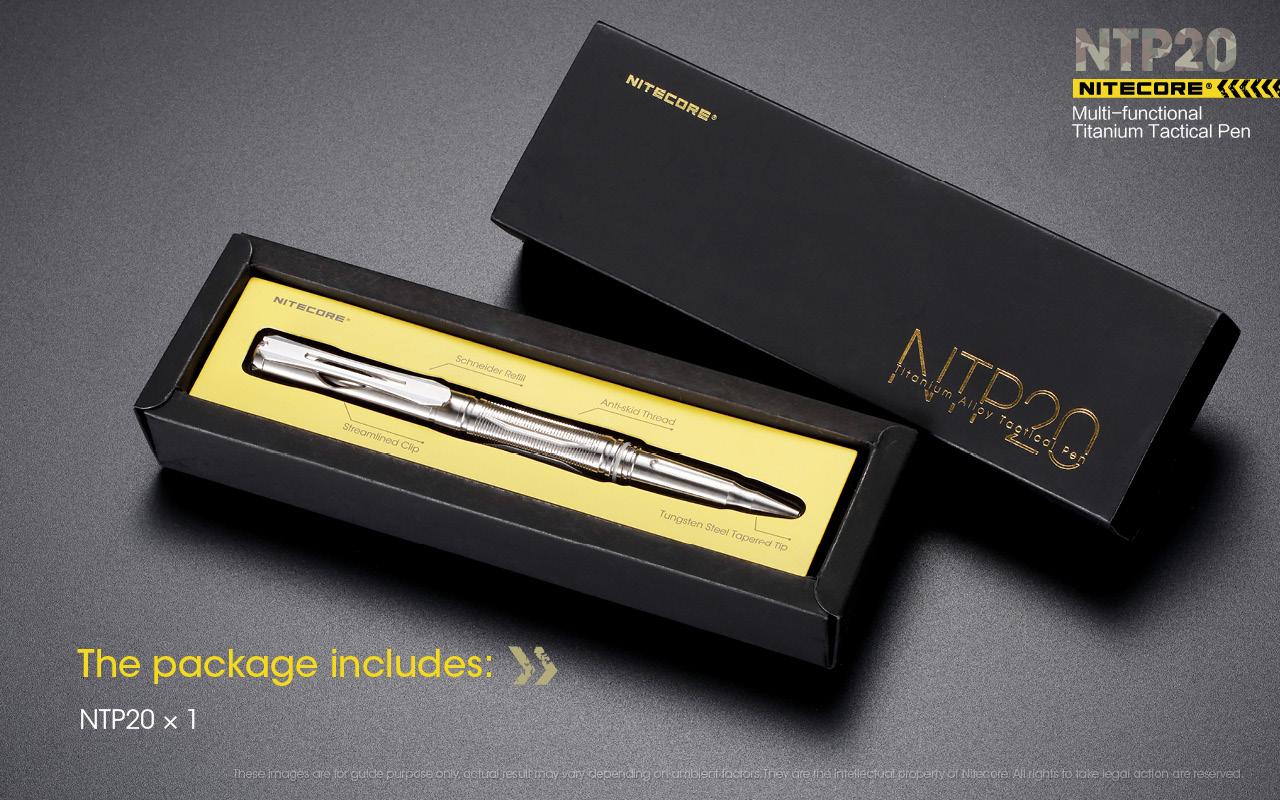 Nitecore NTP20