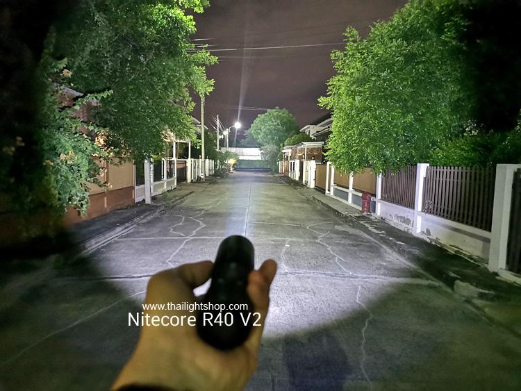 ืNitecore R40 V2