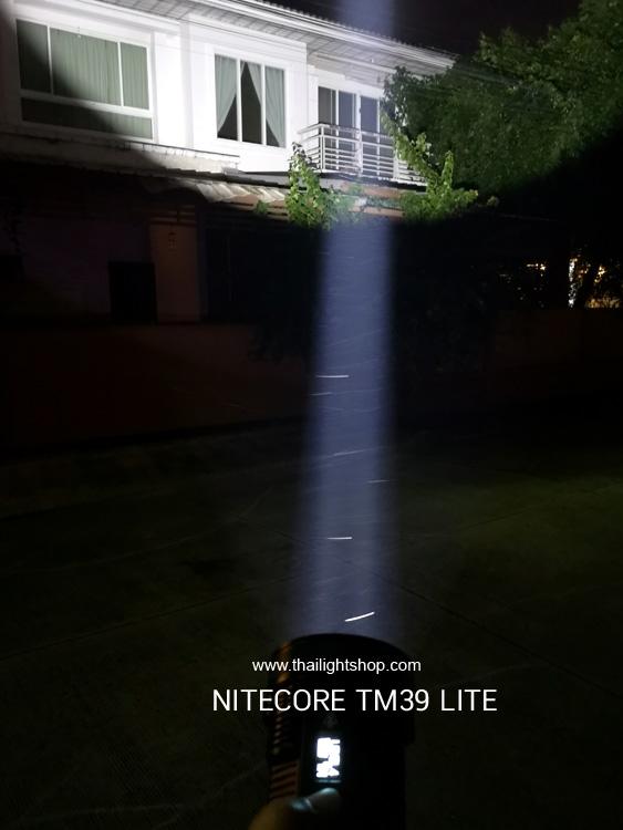ไฟฉาย Nitecore TM39 Lite