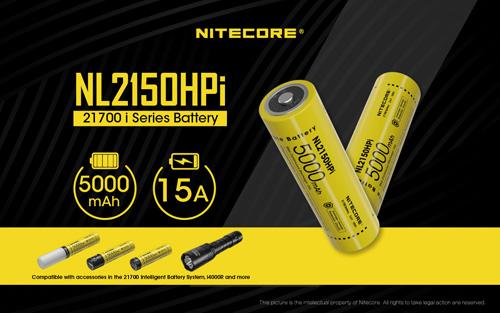 Nitecore NL2150HPi