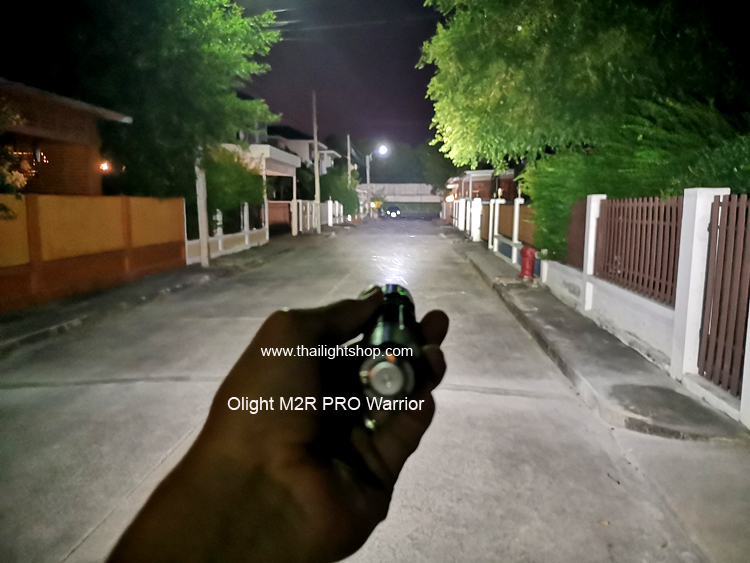 ไฟฉาย Olight M2R PRO Warrior