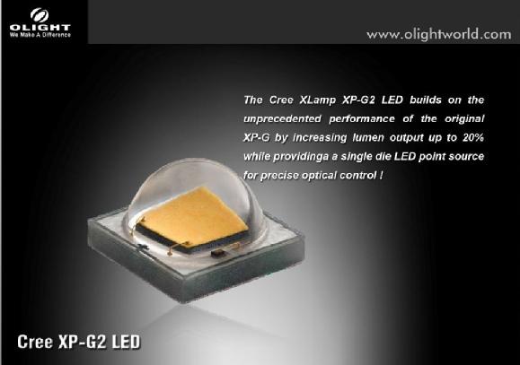 Olight M20S XP-G2
