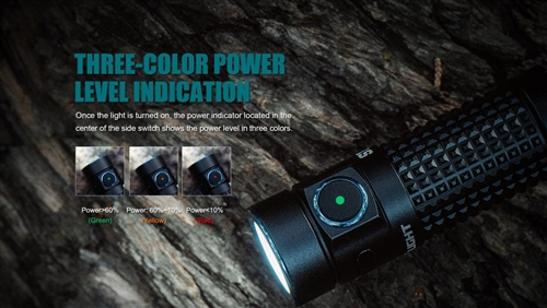 Olight S1R II Ti Limited edition