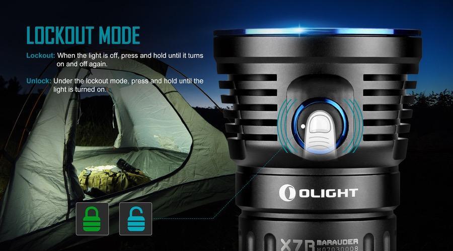 ไฟฉาย Olight X7R