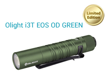 Olight i3T OD GREEN