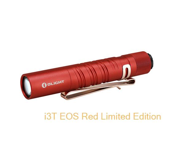 Olight i3T EOS RED