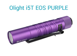 Olight i5T Purple