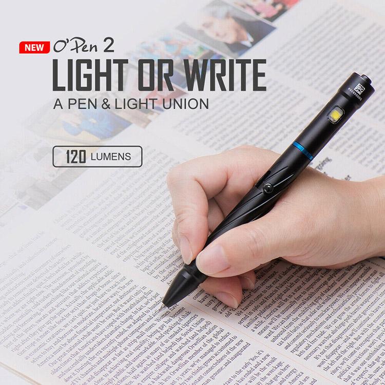 ปากกาไฟฉาย Olight Open 2