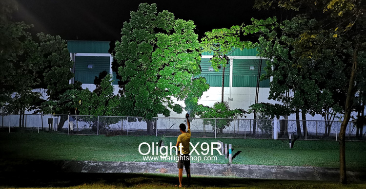 ไฟฉาย Olight X9R