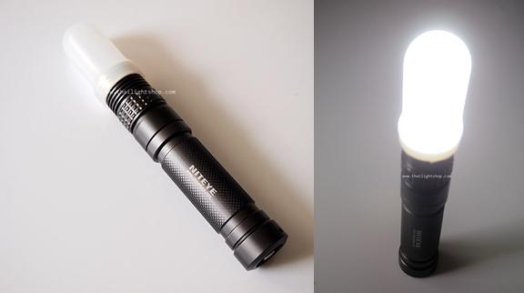 โคมเทียนซิลิโคนโปร่งแสงขนาดเล็ก