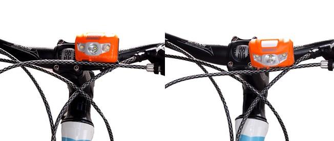 ไฟหน้าจักรยาน Sunree B-YONDO