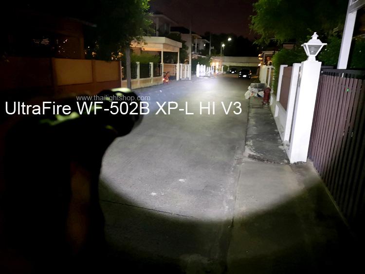 Ultrafire WF-502B XP-L HI V3
