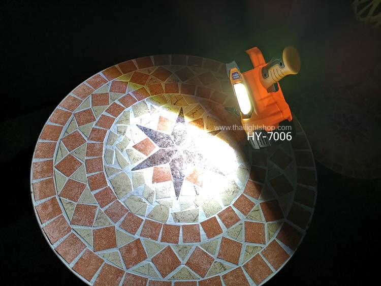 ไฟฉายสปอร์ตไลท์ HY-7006