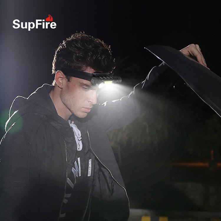 ไฟฉาย SupFire G19