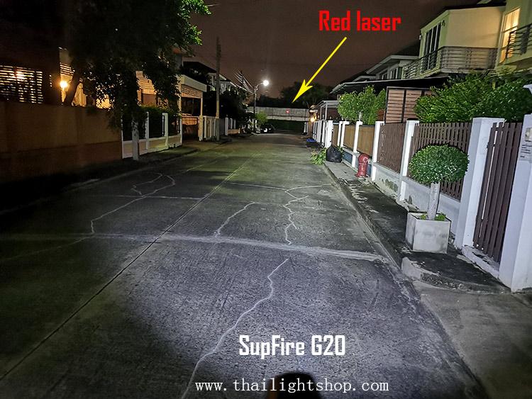 ไฟฉาย SupFire G20